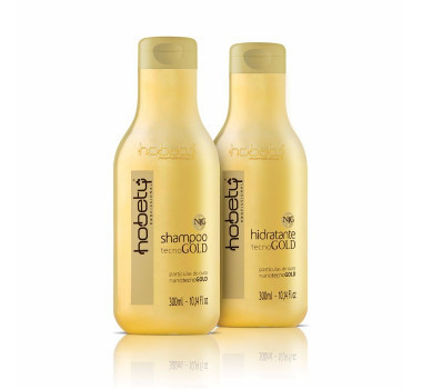 Hobety Tecno Gold Kit – 2x300ml