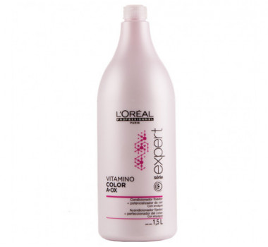 Loreal Vitamino Color Condicionador - 1500ml.