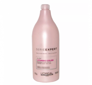 Loreal Vitamino Color Shampoo - 1500ml.